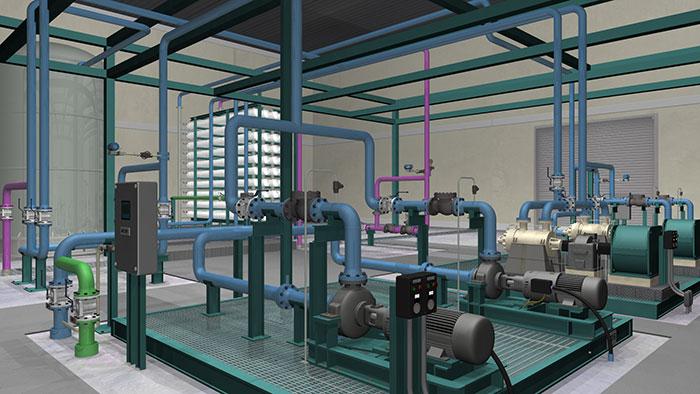 Virtual Refinery 3d Simulator Extensions By Explainmedia
